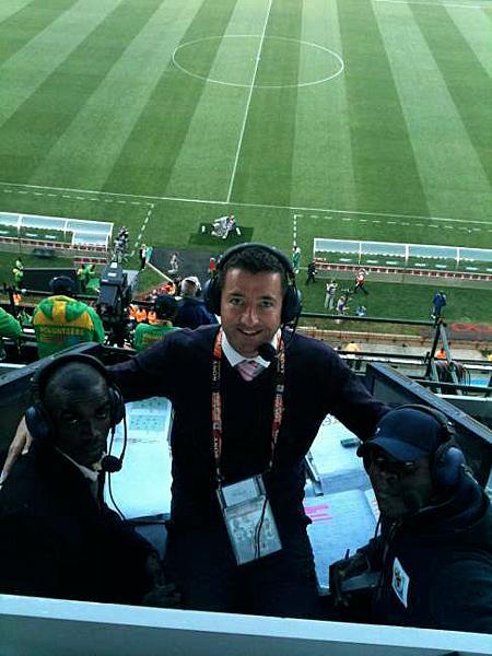 Coupe du monde de football 2010 en Afrique du sud